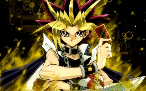 Yu-Gi-Oh: Duel Monsters  (Complete Batch)(English Dub) (480p|100MB)