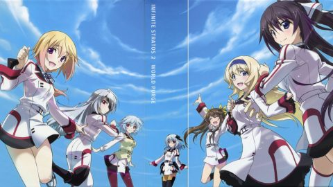 IS: Infinite Stratos (Complete Batch) (720p BD|204MB)
