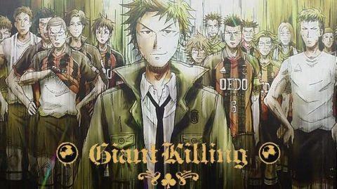 Giant Killing (Episode 1 – 26) (480p|60MB)