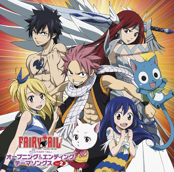 Download Fairy Tail (Complete Episodes) encoded to 100MB