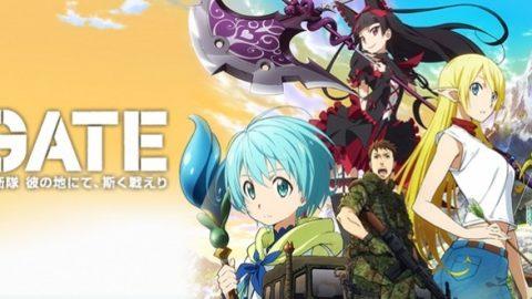 Gate: Jieitai Kanochi nite, Kaku Tatakaeri (Complete Batch) (Episode 1 – 12)