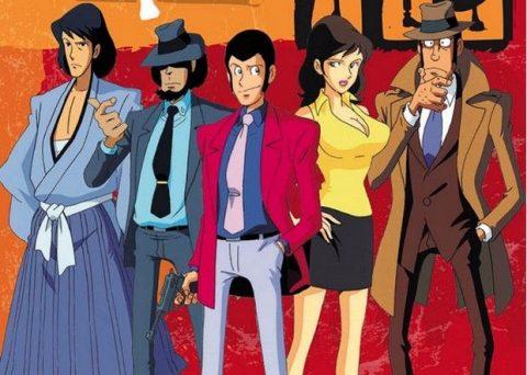 Lupin III Part III (Episode 1 – 50) (480p|50MB)