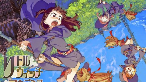 Little Witch Academia (Episode 6)
