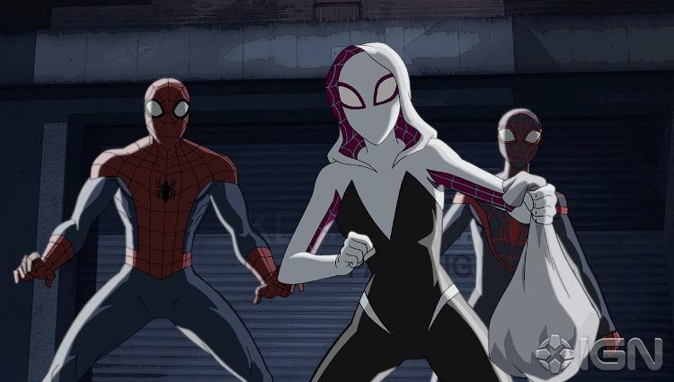 ultimate spider man download episodes