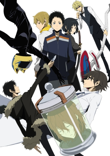 Download Durarara!!x2 Ketsu (main) Anime