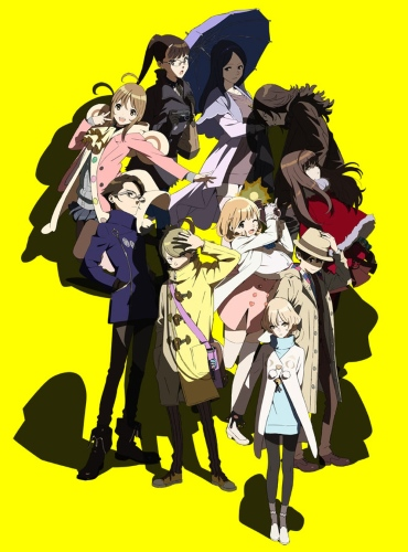 Download Occultic Nine encoded 100MB Anime