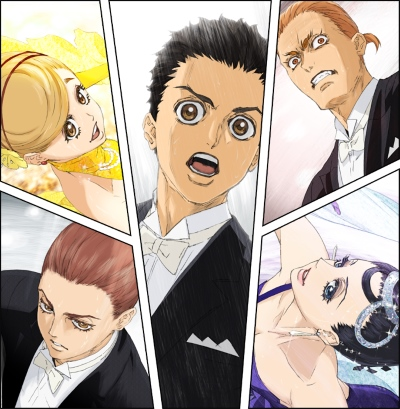 Download Ballroom e Youkoso (main) Anime