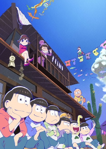 Download Mr. Osomatsu 2nd Season (official) Anime